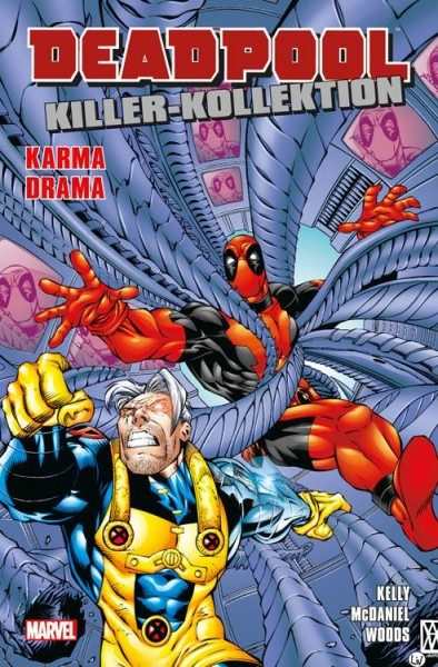 Deadpool Killerkollektion 6: Karma Drama Cover