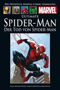 Hachette Marvel Collection 79 - Ultimate Spider-Man - Der Tod von Spider-Man