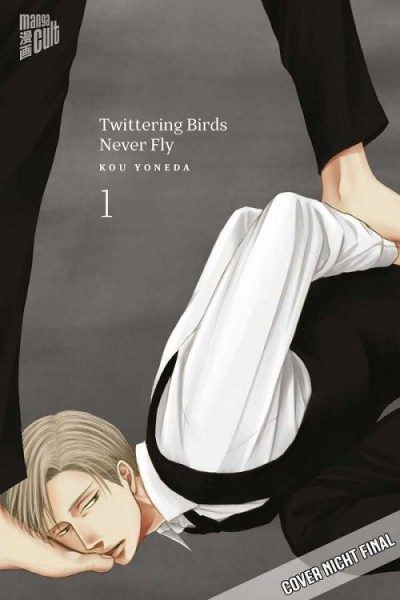 Twittering Birds Never Fly 1 Cover