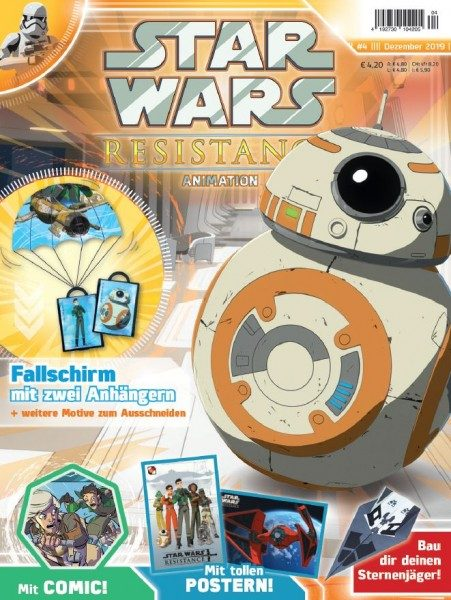 Star Wars - Resistance - Animation 4 Cover