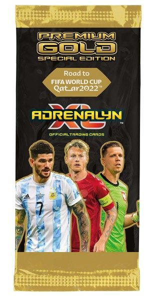 Panini FIFA Road To Worldcup 2022 - AXL - Premium Gold Pack