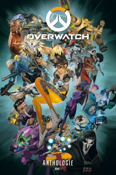 Overwatch - Anthologie Hardcover