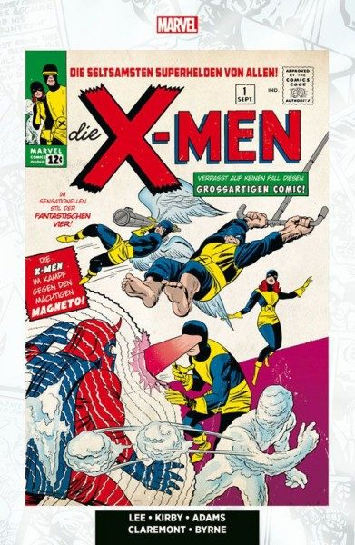 Marvel Klassiker - X-Men Hardcover