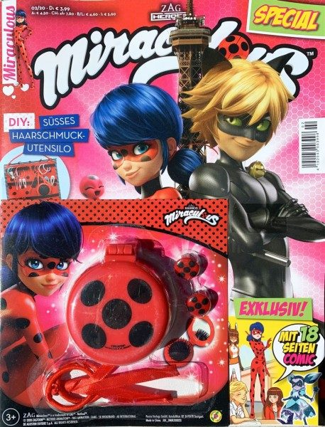 Miraculous Spezial 02/20 Cover