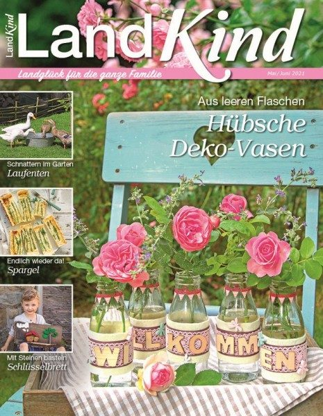 Landkind Magazin 03/21 Cover