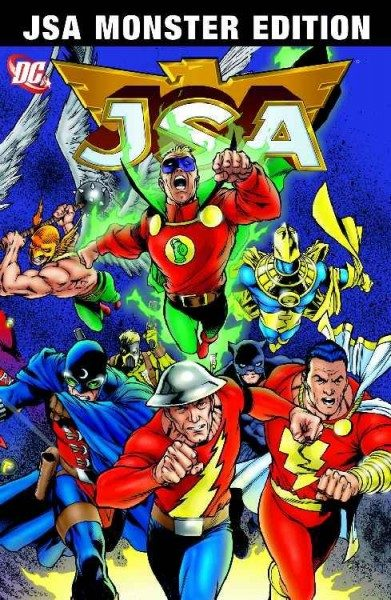 JSA Monster Edition 3