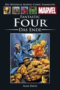 Hachette Marvel Collection 27 - Fantastic Four - Das Ende
