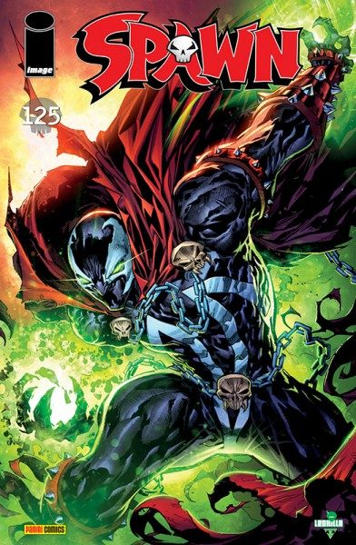 Spawn 125 Cover