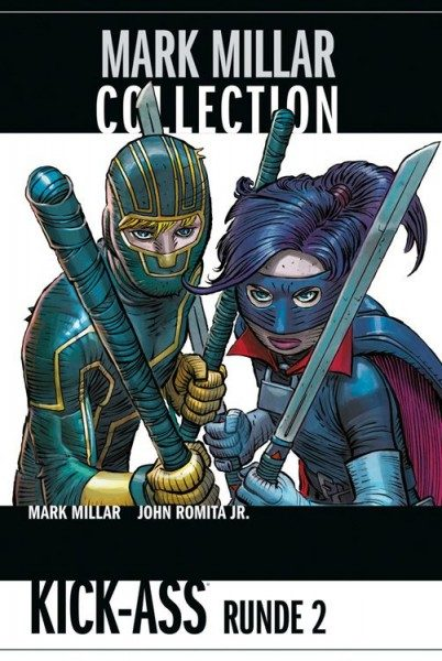 Mark Millar Collection 5 - Kick-Ass Runde 2