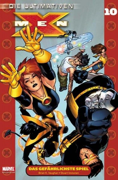 Die Ultimativen X-Men 10