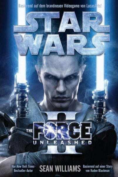 Star Wars - The Force Unleashed II - Roman zum Game