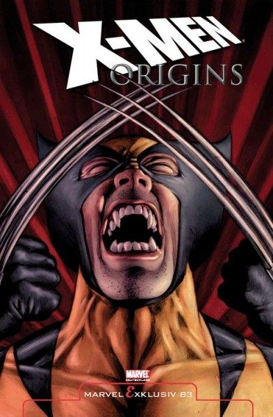 Marvel Exklusiv 83 - X-Men Origins
