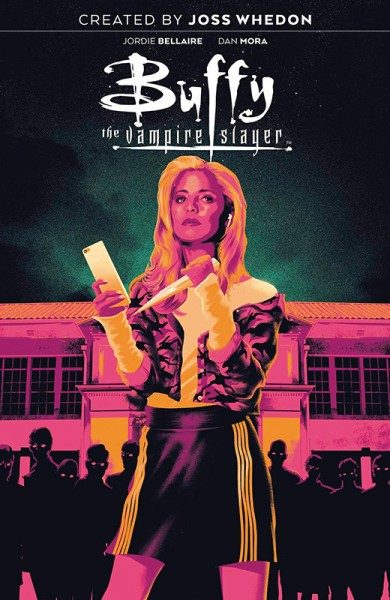 Buffy the Vampire Slayer 1 - Schule ist die Hölle Cover