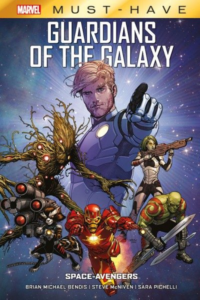 Marvel Must-Have - Guardians of the Galaxy - Space Avengers