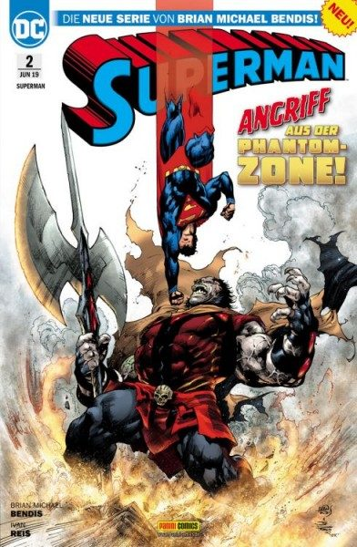 Superman 2 Cover