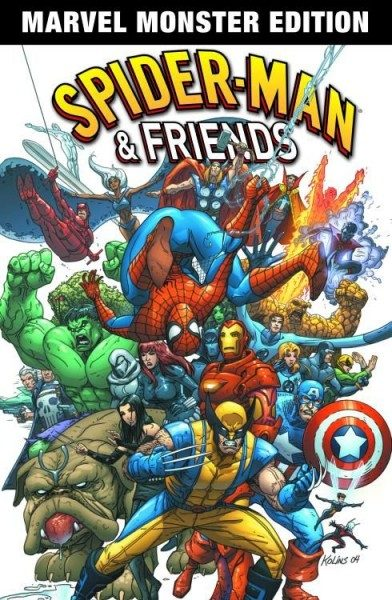 Marvel Monster Edition 11 - Spider-Man & Friends