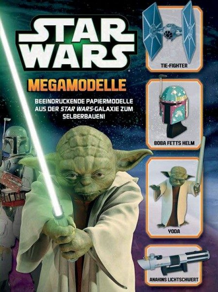 Star Wars - Megamodelle
