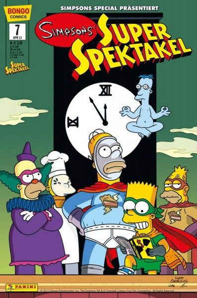 Simpsons - Super Spektakel 7