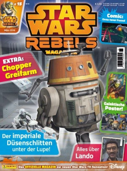 Star Wars - Rebels - Magazin 15
