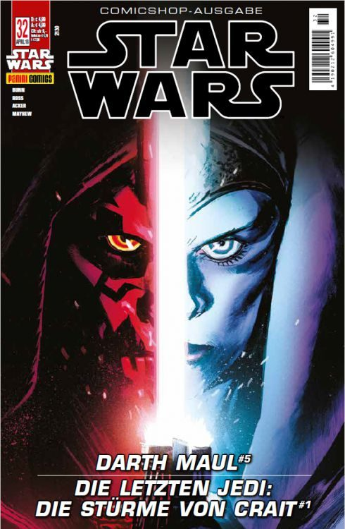 Star Wars 32 - Darth Maul 5 / Die...