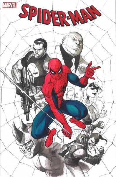 Spider-Man 23 Variant Cover