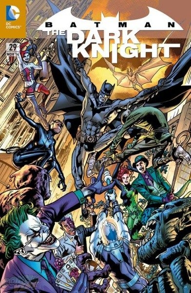 Batman - The Dark Knight 29 Variant (75 Jahre Batman)