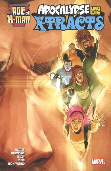 Age of X-Man - Apocalypse & die X-Tracts Cover