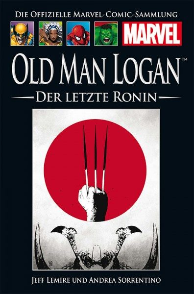 Hachette Marvel Collection 189: Old Man Logan, Der letzte Ronin Cover