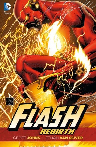 Flash - Rebirth