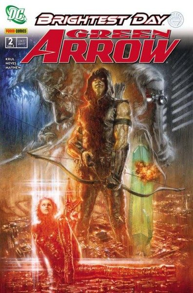 Brightest Day - Green Arrow 2