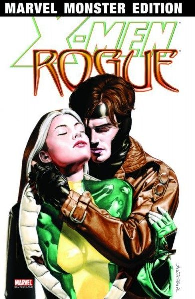 Marvel Monster Edition 16 - X-Men - Rogue