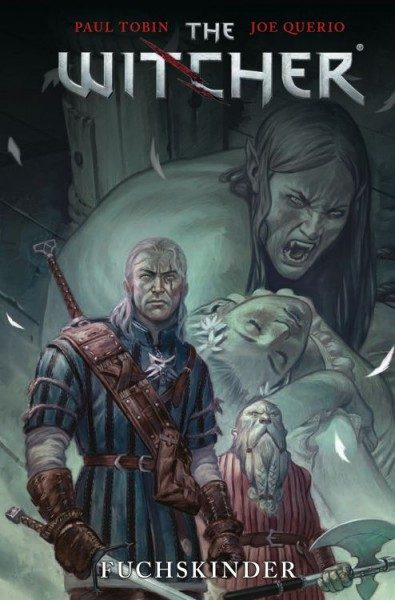 The Witcher 2 - Fuchskinder Cover