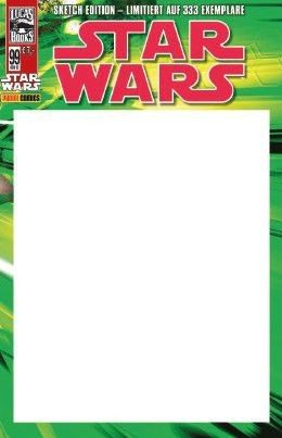 Star Wars 99 Variant Comic Action 2012