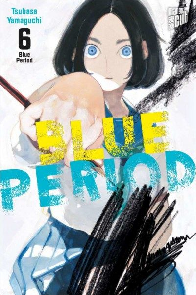 Blue Period 6 Cover
