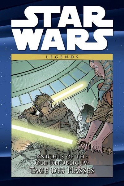 Star Wars Comic-Kollektion 87 - Knights of the Old Republic IV - Tage des Hasses Cover