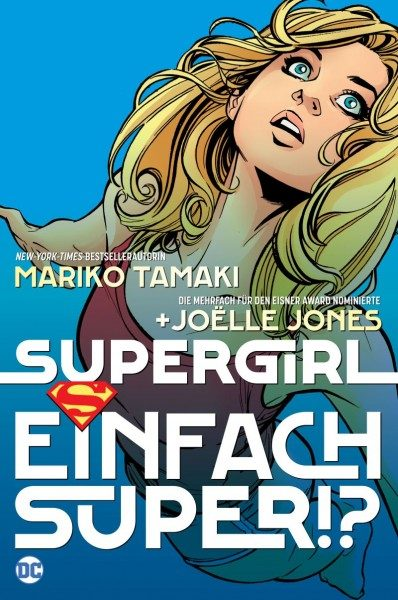 Supergirl - Einfach super!? Cover