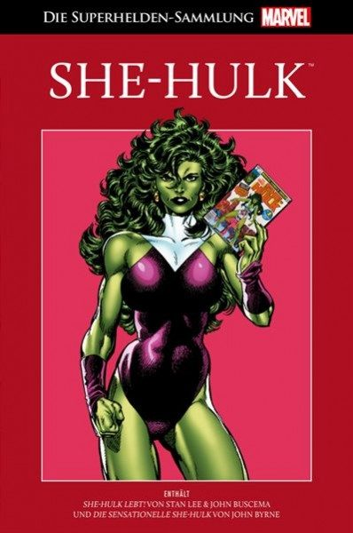 Die Marvel Superhelden Sammlung 51 - She-Hulk