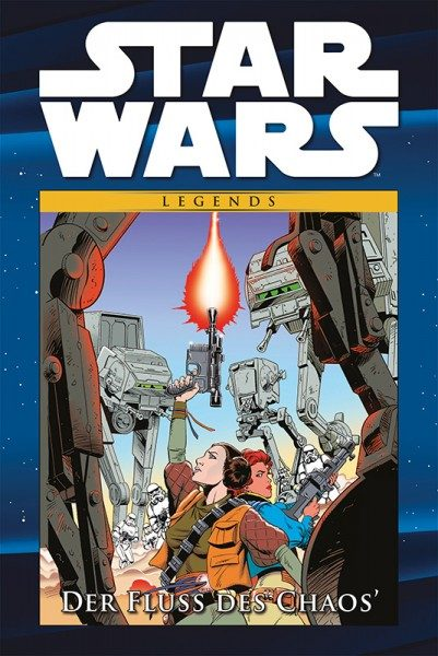 Star Wars Comic-Kollektion 118 - : Der Fluss des Chaos Cover