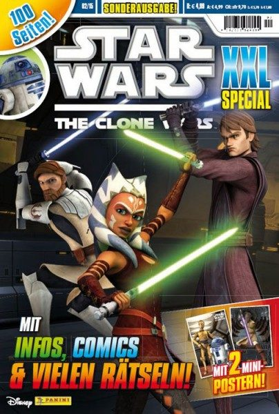 Star Wars - The Clone Wars XXl Special 02/15