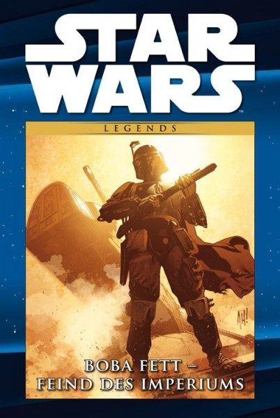 Star Wars Comic-Kollektion 12 - Boba Fett - Feind des Imperiums