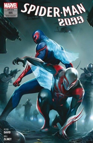 Spider-Man 2099 5 - Showdown in der Zukunft