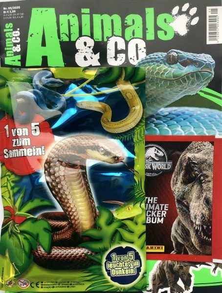 Animals & Co. Magazin 05/20 Cover mit Extra