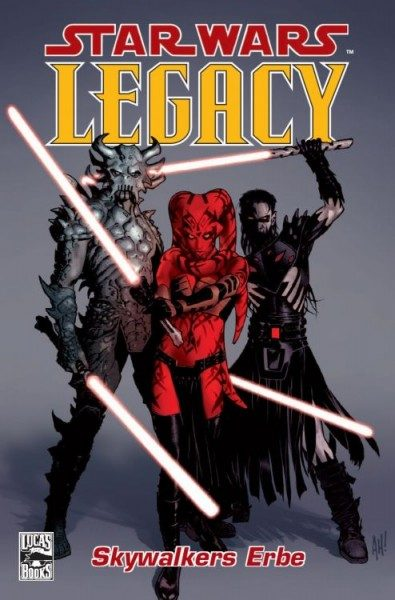 Star Wars Sonderband 36 - Legacy I
