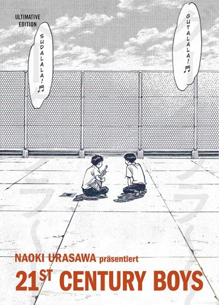 21st Century Boys - Ultimative Edition Cover