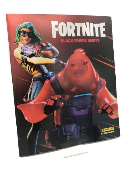 Fortnite Reloaded - Black Frame Series - Sticker - Album