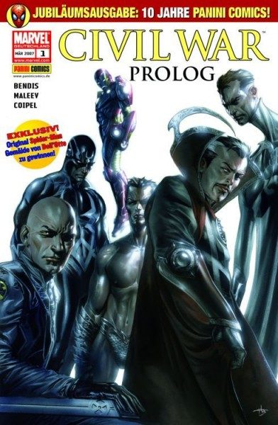 Civil War - Prolog