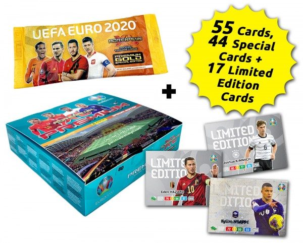 UEFA Euro 2020 Adrenalyn XL Premium Bundle