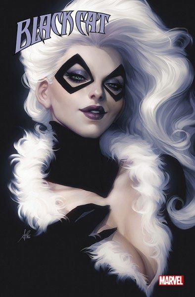Black Cat 1 Variant 1 Cover