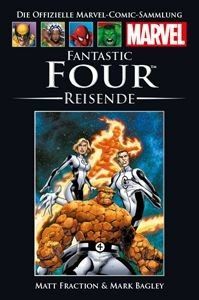 Hachette Marvel Collection 134 - Fantastic Four - Reisende