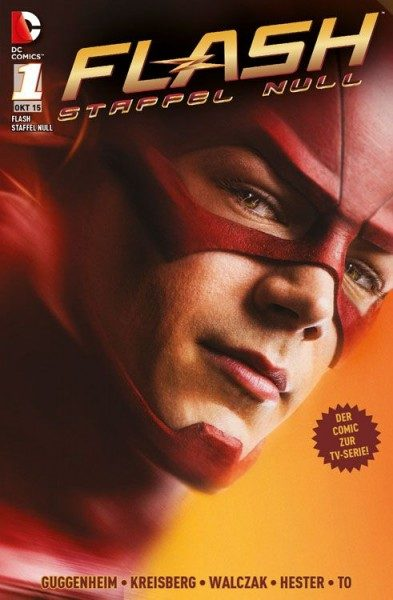 The Flash - Staffel Null 1 Variant